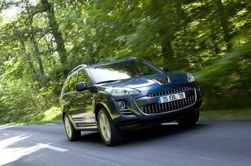 Gereden: Peugeot 4007