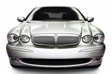 Jaguar frist X-Type op