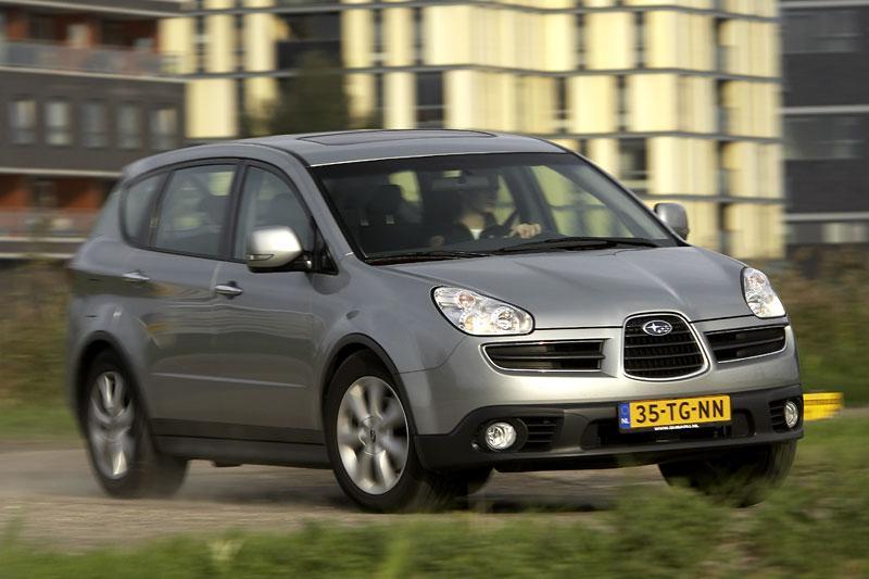 Subaru B9 Tribeca 3.0R Executive (2007)
