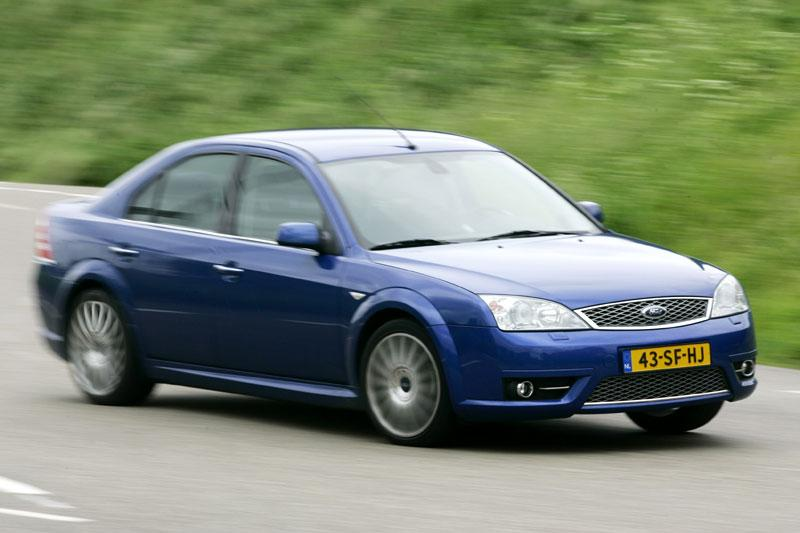 Ford Mondeo 2.2 TDCi ST (2006)