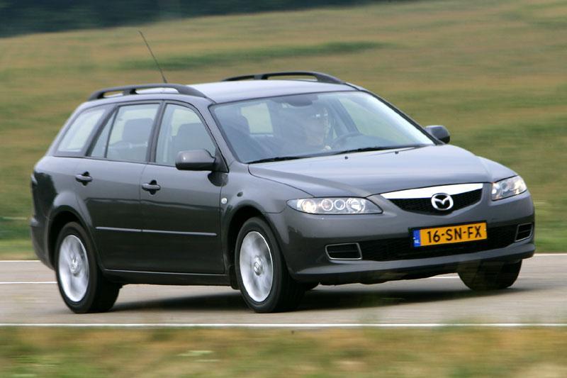 Mazda 6 SportBreak 2.0 CiTD 121pk Touring (2006)