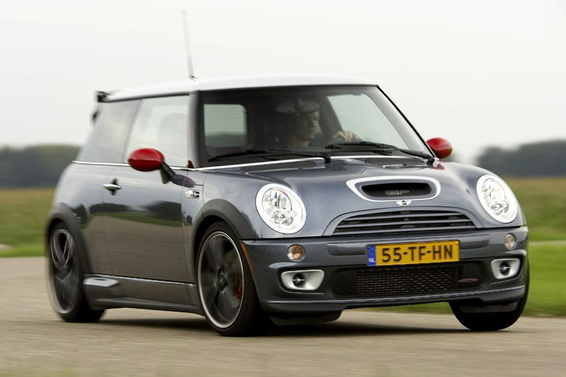 Mini Cooper GP Works (2006)