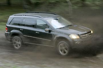 Mercedes-Benz GL 320 CDI 4Matic (2007)