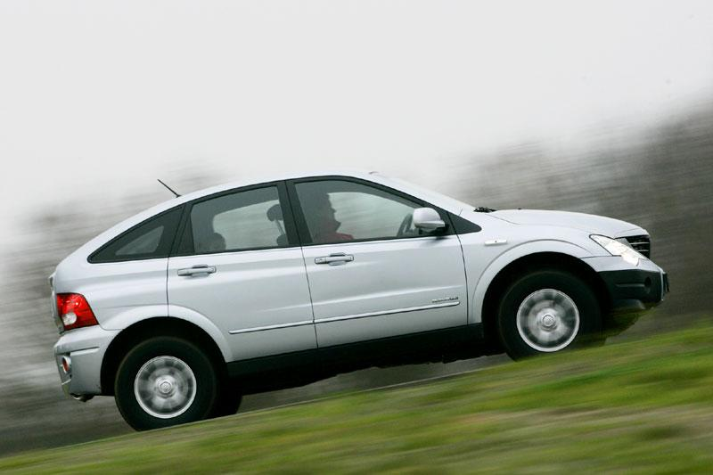 SsangYong Actyon A200 Xdi 2WD s (2007)