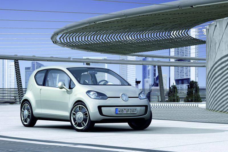 Volkswagen Up in 2011