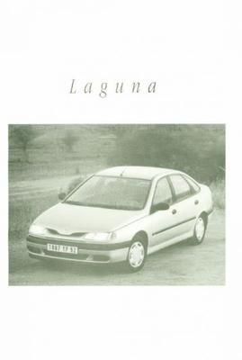 Renault Laguna Rn,rt,rxe