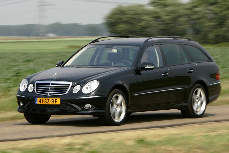 Mercedes-Benz E 500 Avantgarde Combi (2006)
