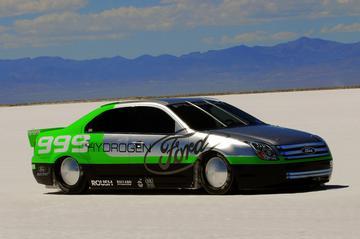 Ford wil snelste waterstofauto
