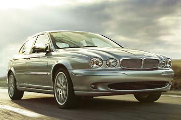 Antares: voordelige Jaguar X-Type