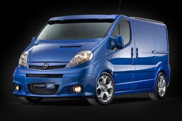 Snelle koeriersdienst van Opel