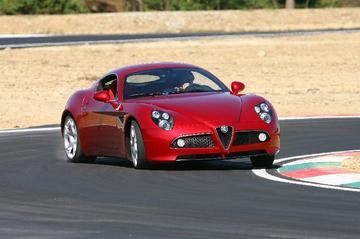 Gereden: Alfa Romeo 8C Competizione