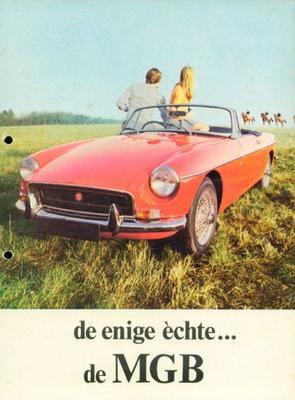 Mg Sports Car B