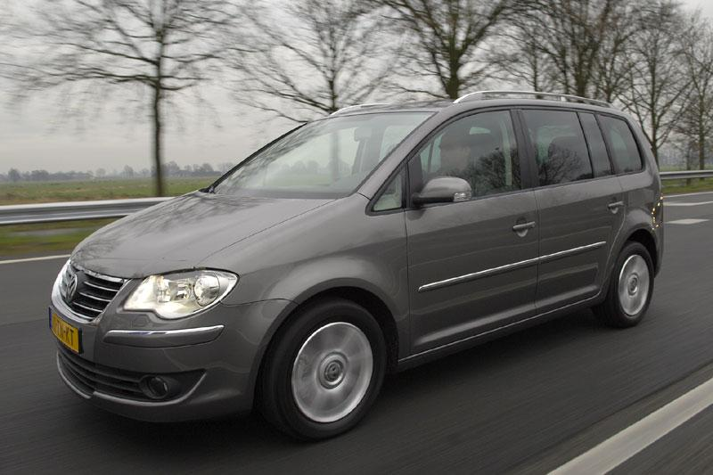 Volkswagen Touran 2.0 TDI 170pk Highline (2007)