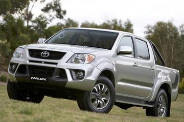 Boenderpakezel van Toyota