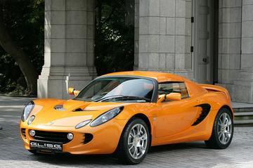 Potente Lotus Elise
