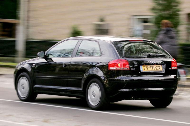 Audi A3 1.6 FSI Attraction (2007)