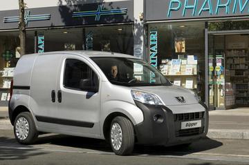 Peugeot Bipper geprijsd