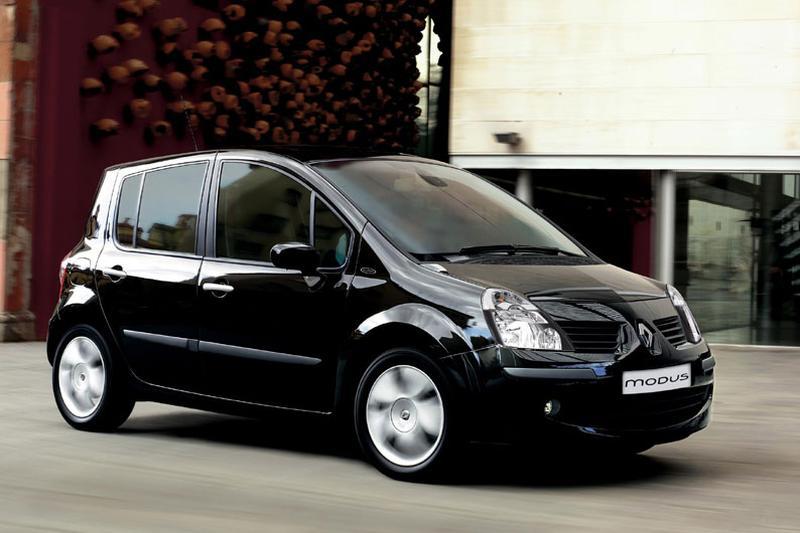 Renault Modus 1.2 16V Dynamique (2011)