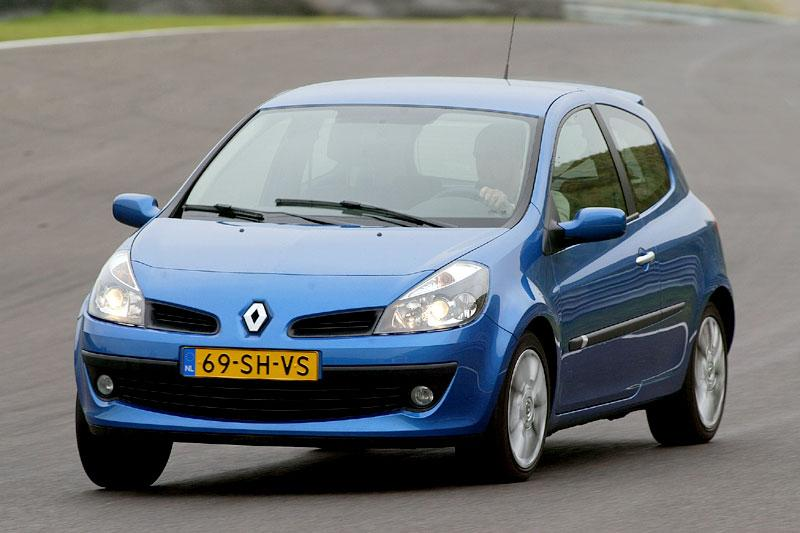 Renault Clio 1.4 16V Team Spirit (2007)