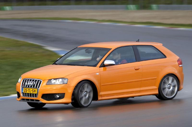 Audi S3 2.0 T FSI quattro (2007)