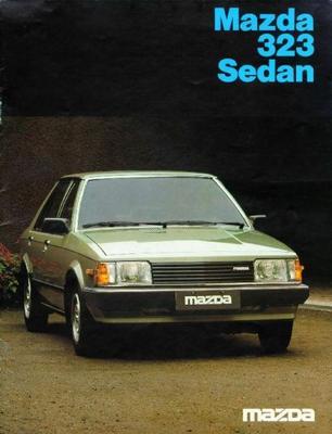 Mazda Sedan 323