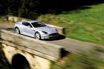 Nieuwe transmissie Aston Martin DBS