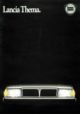 Lancia Thema V6,i.e.