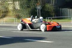 Spionagevideo Nürburgring deel 2