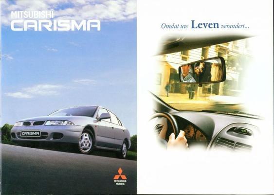 Mitsubishi Carisma Gl,glx,gls