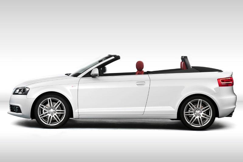 Nieuwe instapper voor A3 Cabrio