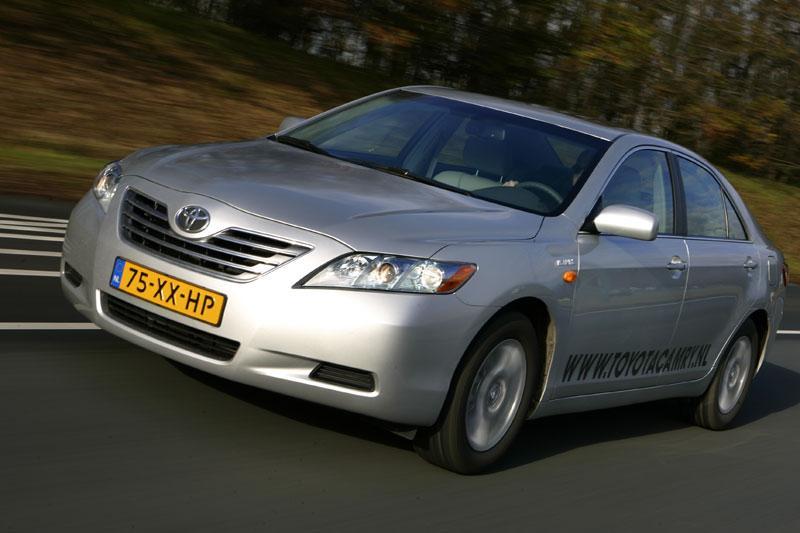 Gereden: Toyota Camry Hybrid