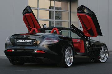 Meer mag altijd: SLR Roadster getuned