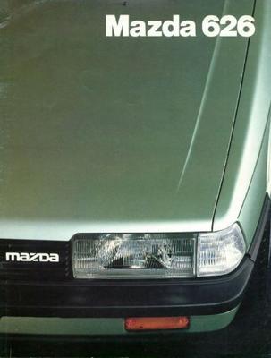 Mazda Sedan,coupe,hatchback 626
