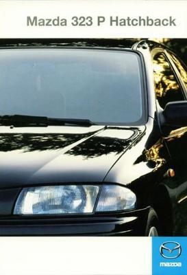 Mazda Hatchback 323 P