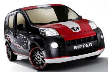 Race-Bipper: Beep Beep Concept Van