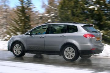 Subaru Tribeca 3.6 Executive (2008)