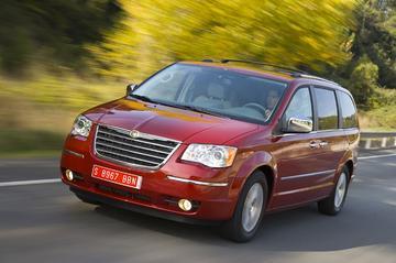 Gereden: Chrysler Grand Voyager
