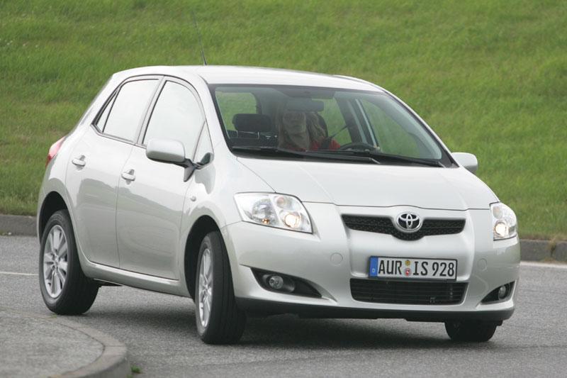 Productie hybride Toyota Auris start half 2010