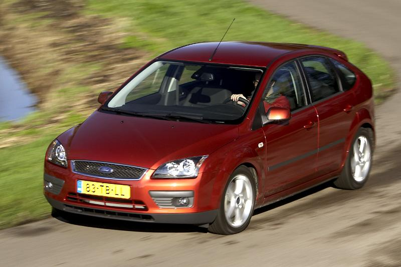 Ford Focus 2.0 16V Rally Edition (2007)