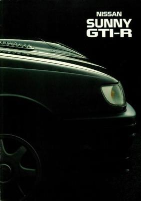 Nissan Sunny Gti R