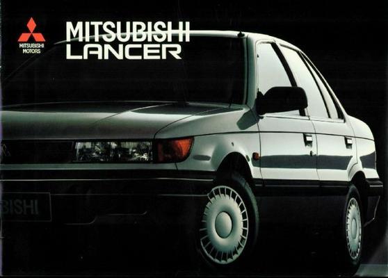 Mitsubishi Lancer El,gl,gli,glxi,aut,dsl