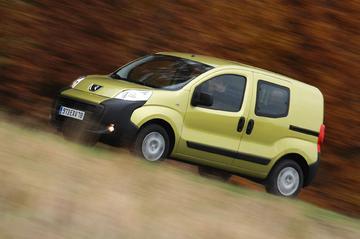 Peugeot Bipper als personenauto
