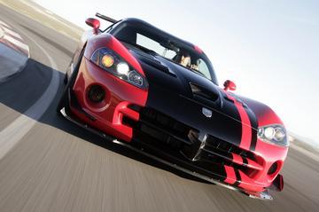 Dodge Viper ACR: Lichtere gifkikker
