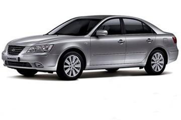 Hyundai facelift Sonata