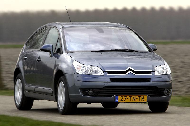 Citroen C4 1.6 16V Caractère (2007)