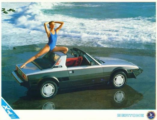 Bertone X19