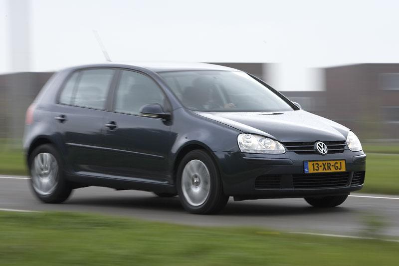 Volkswagen Golf 1.4 16V TSI 122pk Trendline (2007)