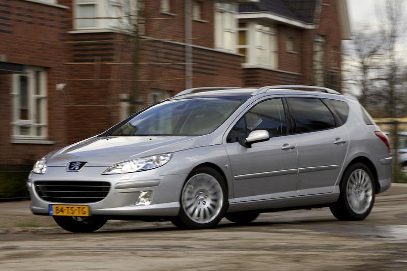 Peugeot 407 SW 3.0 Féline (2007)