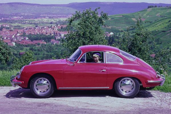 Porsche 356 A Carrera Coupé 1956