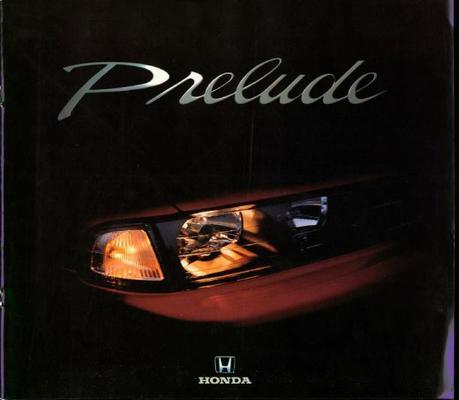 Honda Prelude 2.0i, 2.0i Abs, 2.3i Abs, 2.3i 4ws